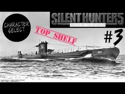 Silent Hunter 5 #3 - Ramming Speed - Character Select
