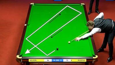 All Trickshots / Exhibition shots of 2021 World Snooker Championship   SnookerUA