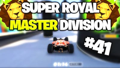 AWESOME NEW PRECISION MAP! - Trackmania Super Royal Final #41