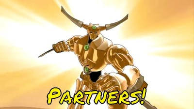 "Partners vs ""Partners"" Yu-Gi-Oh! GX Tag Force 3"