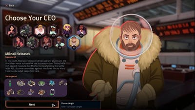 """Offworld Trading Company - """"By Moonset"""" Week 1 (Nekrasov) [Manager]"""