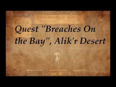 ESO - Summerset - Psijic Order`s Skill line - part 3 Breaches of the Bay