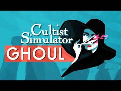 A sulking alien god - Cultist Simulator (Ghoul DLC)