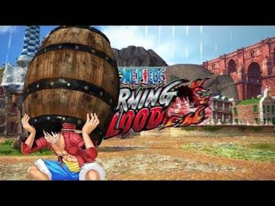 BOUNDOMAN || One Piece Burning Blood Gameplay