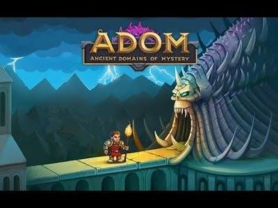 ADOM - Ancient Domains of Mystery - Tower of Eternal Flames