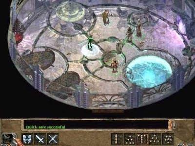 Let's Play Baldur's Gate 2 642 High Priestess Demin