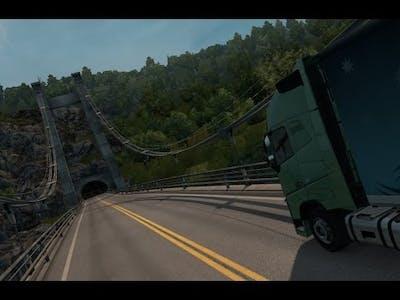 Euro Truck Simulator 2 DLC Scandinavia