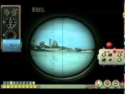 Silent Hunter 4 Torpedo Test