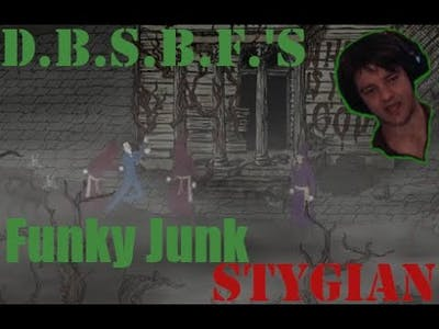 Funky junk   Stygian: Reign of the Old Ones