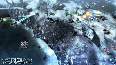 Meridian - New World  Gameplay