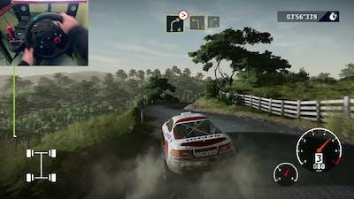 A Close-run Thing - WRC 10