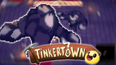 Another Dungeon!!!!  TinkerTown