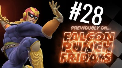 Last Time on Falcon Punch Fridays 40 (#28)