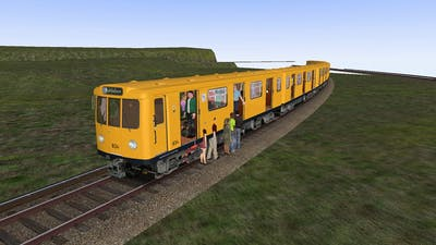 Omsi 2 Driving A Train!