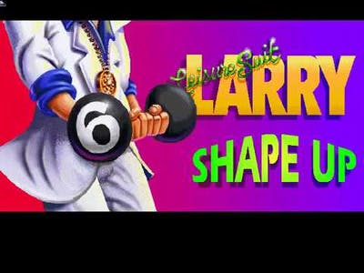 Leisure Suit Larry 6: Shape Up or Slip Out! (PC, Intro, Talkie, HiRes)