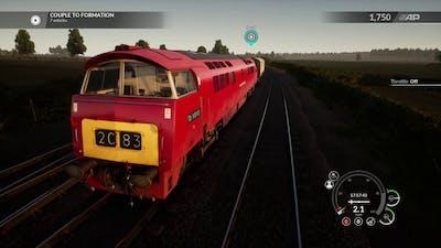 Train Sim World Class 52 West Summerset Railway