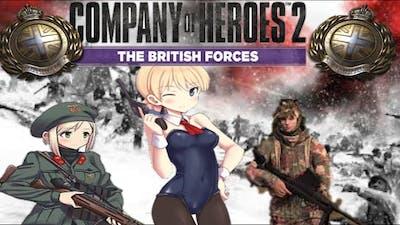 Coh2 British with memes coh2 meme