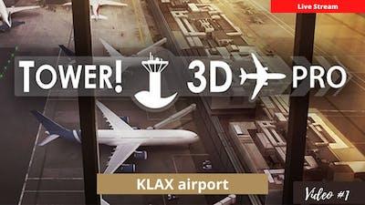 Tower!3D Pro | KLAX