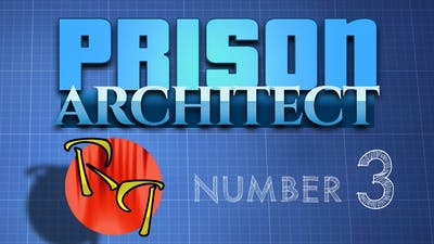 """[Prison Architect] #3: """"Tired"""" is an odd name for a Guard"""