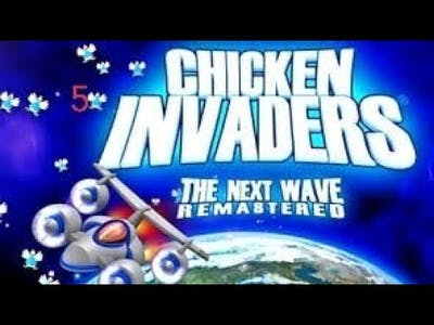 Chicken Invaders 2| Be Quick Or Be Dead ⚰🐔🥚