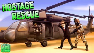 INTENSE HOSTAGE RESCUE MISSION -ARMA 3 (PGN)
