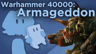 James Recommends - Warhammer 40,000: Armageddon - A License for Wargaming