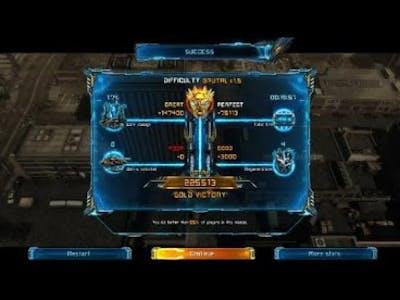 X-Morph: Defense 1st mission South Africa Brutal