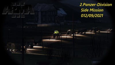 2.Panzer-Division Side Mission 012/09/2021