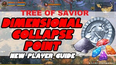 Dimensional Collapse Point Guide - ToS