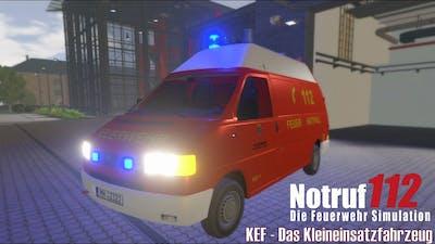 NOTRUF 112 I #21 ★ KEF - Das Kleineinsatzfahrzeug - Teure Erweiterung [Deutsch/HD]