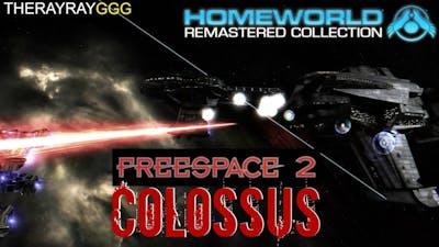 Homeworld Remastered : FreeSpace 2 Mod (COLOSSUS) SweetFX