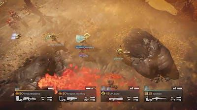 Helldivers - Smoke Grenades Perk vs Bugs