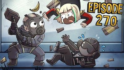 Rainbow Six Siege - Random Moments | Ep. 270 - Accidental BONK, Desperate Caveira & EPIC Drone Fight