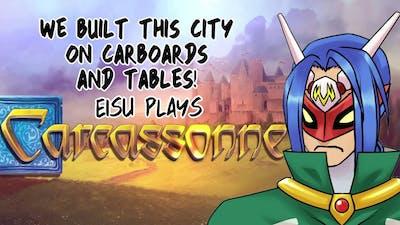 Eisu Plays: Carcassonne - Tiles and Tactics