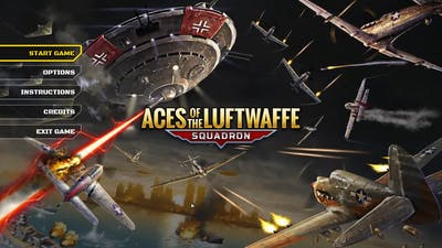Aces of the Luftwaffe - Squadron Extended Edition Game Play