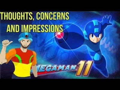 MEGA MAN 11 HYPE!!! - Thoughts, Concerns, and Suggestions: Gaming on the Go