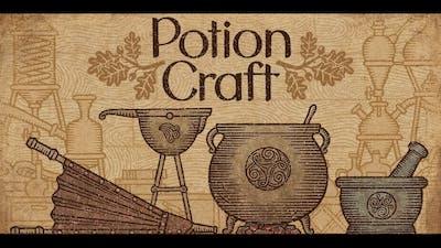 Potion Craft: Alchemist Simulator!!!! Tutorial playthrough