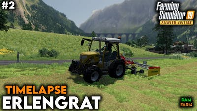 Raking & mowing - Farming Simulator 19 Premium Edition (Erlengrat)   #2