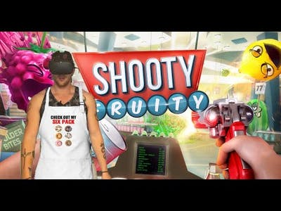 Shooty Fruity - A GRENADE A DAY KEEPS THE APPLE AWAY!!