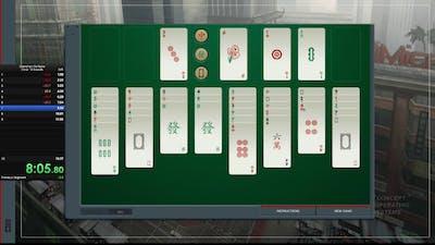 Shenzhen Solitaire - 10 boards in 12:42