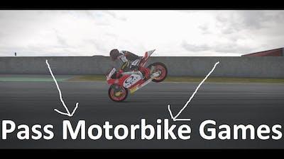 MotoGP 17 - Pass Motorbike Games I've Played? :)