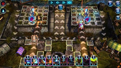 Prime World Defenders - Level 7 Castle Defense - Heroic Mode - 3 Stars 288 Points