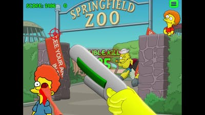EPIC SIMPSONS GAME - Flanders Killer 7 walkthrough | Cheat guide