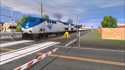 Trainz A New Era: Railfanning The ShortLine Railroad With NS Veterans Unit!