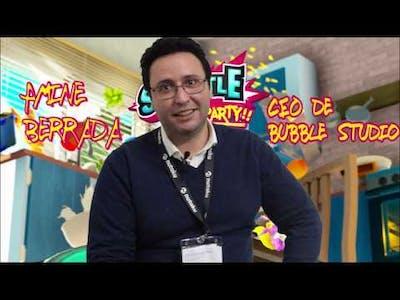 Skelittle : A Giant Party - Interview Amine Berrada, CEO de Bubble Studio