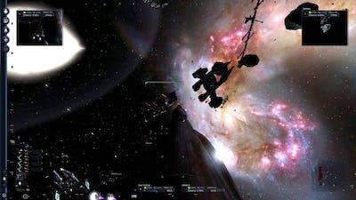 X3TC Massive Battle Terran vs Xenon