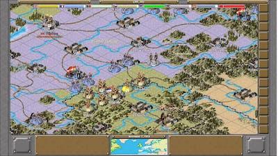 Strategic Command WW1 AAR - Turn 12 (November 7th, 1914 - Central Powers)