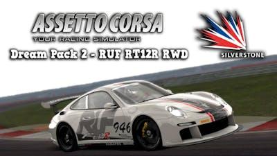 Assetto Corsa | Dream Pack 2 | RUF RT12R RWD @ Silverstone GP