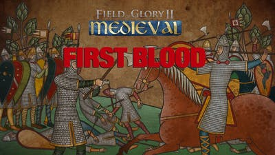 Field of Glory II  Medieval First Blood Tournament Norman  Battle