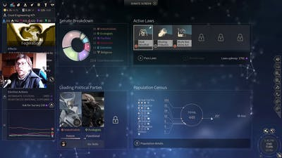 Endless Space 2 - How to Deal with Expansion Disapproval on Planets Count
